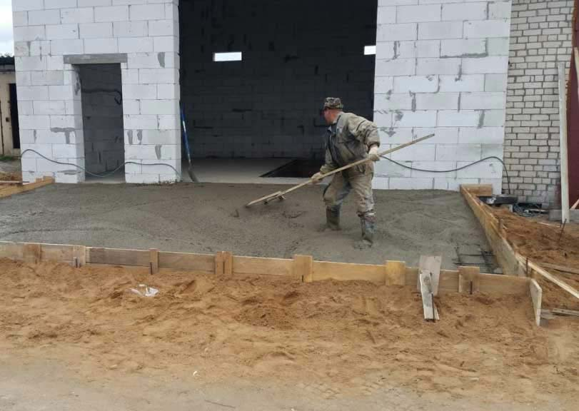 Купить бетон на фундамент в минске бетон павловка