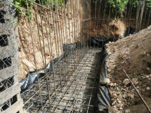 разметка бетона